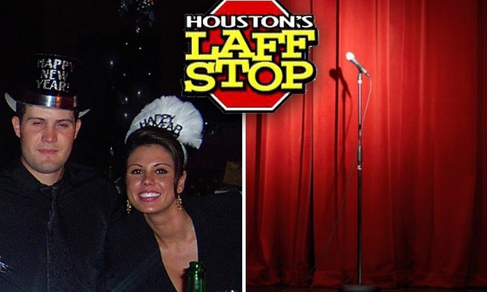 Laff Stop - Houston: $8 Tickets to Any Comedy Show at Laff Stop