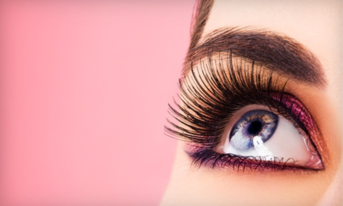 Rapunzel Salon and Spa - Depot Bench: Eyelash Extensions or Eyelash Extensions with One Refill at Rapunzel Salon and Spa