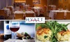 Olive Press Restaurant - Hopewell: $30 for a Lift Your Spirits Tasting Event at Olive Press Restaurant ($65 Value)