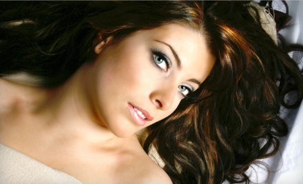 Women's Haircut and Style Package, Performed by Resident Stylist Danny (a $30 value) - Versailles Salon & Spa in Modesto