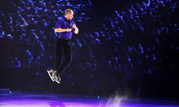 Stars on Ice - Honda Center: Admission to Stars on Ice at the Honda Center in Anaheim on March 3. Three Options Available.