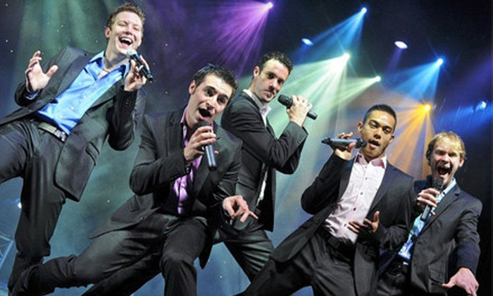 The Cat's Pajamas Vocal Band - Scott: Admission to The Cat's Pajamas Vocal Band at The Branson Mall Music Theatre (Up to 59% Off). Four Options Available.