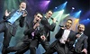 The Cat's Pajamas Vocal Band at The Andy Williams Moon River Theatre - Scott: Admission to The Cat's Pajamas Vocal Band at The Branson Mall Music Theatre (Up to 59% Off). Four Options Available.