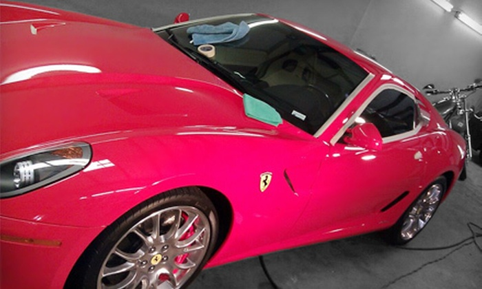 Every Detail - Metairie: $95 for an Exterior Detail Package with Exterior Wash and Paint Seal at Every Detail in Metairie ($195 Value)