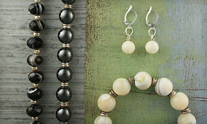 Team Blonde - Forest Park: $35 for an Exclusive Jewelry-Design Workshop at Team Blonde ($75 Value)