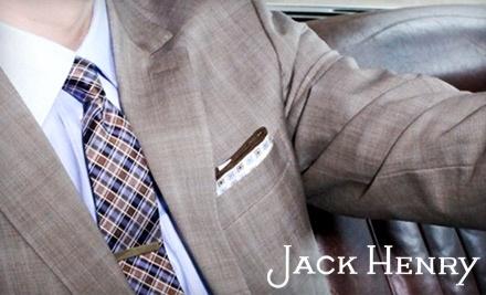 $80 Groupon to Jack Henry  - Jack Henry in Kansas City