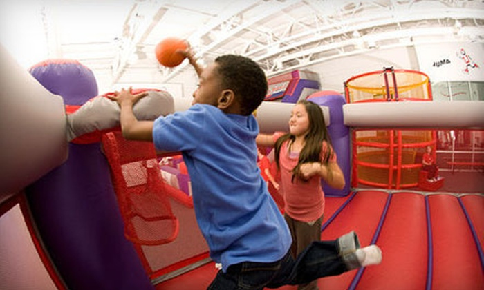 BounceU - Fishers: Bouncing or Birthday Party at BounceU in Fishers