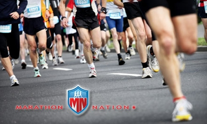 Marathon Nation: $40 for Three Months of Online Marathon Training from Marathon Nation ($89.85 Value)