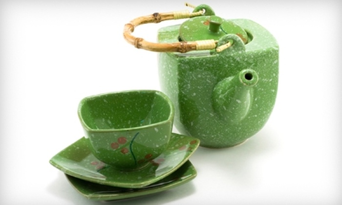 J-Tea - Friendly: $10 for $20 Worth of Specialty Teas and Tea Accessories at J-Tea