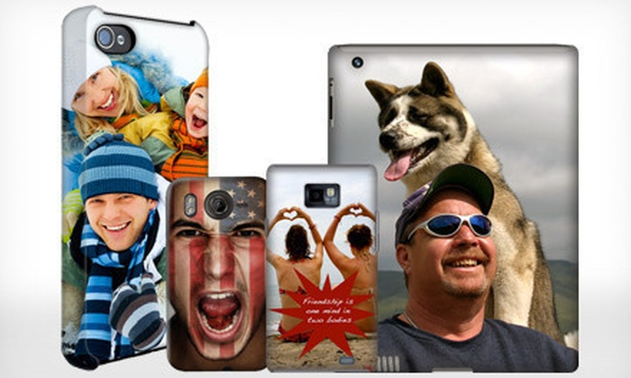 Frydaze: Customizable Phone and Tablet Cases from Frydaze (Up to 52% Off). Shipping Included.