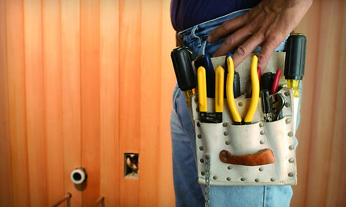 Primm Enterprises - Benson: $39 for Two Hours of Handyman Services from Primm Enterprises ($100 Value)
