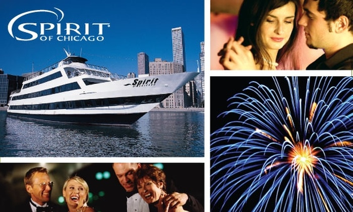 null - Chicago: 25% off New Year's Eve Cruise on Spirit of Chicago