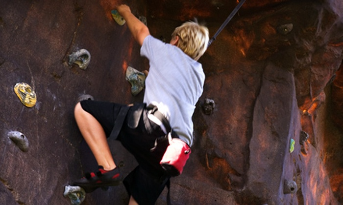 Red Dragon Kenpo Karate - Fort Myers: $22 for a Rock-Climbing Package for Two at Red Dragon Kenpo Karate ($45 Value)
