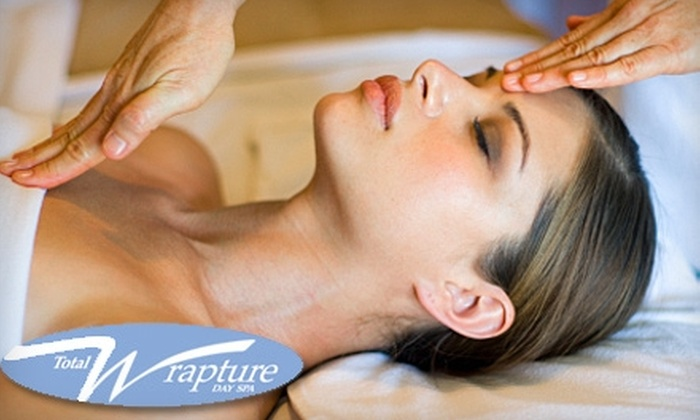 Total Wrapture Day Spa - Jameswood: $64 for Facial, Eye Treatment, and Swedish Massage at Total Wrapture Day Spa ($149 Value)