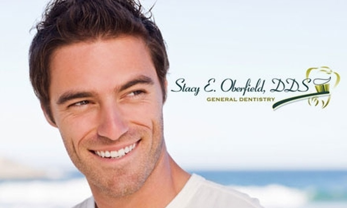 Stacy E. Oberfield, DDS - West Caldwell: $190 for a Zoom! Teeth-Whitening Treatment from Stacy E. Oberfield, DDS ($668.75 Value)