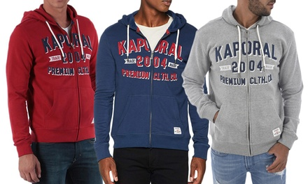 Sweat de la marque Kaporal collection Bonza pour Homme