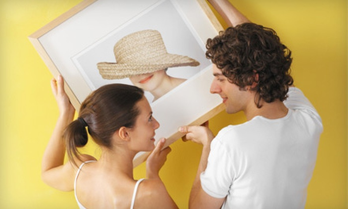 Frame and Reclaim - Jacksonville: $49 for $150 Worth of Custom Matting and Framing at Frame and Reclaim in Jacksonville