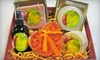 Suds Bar Soap and Essentials: Holiday Gift Basket or Handmade Soaps and Body Products at Suds Bar Soap and Essentials in Fairfax (Up to 53% Off)