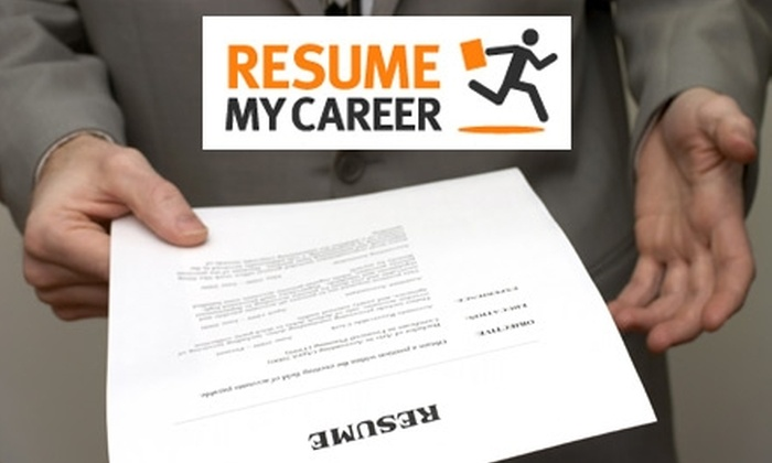 ResumeMyCareer - Chicago: $25 for a Professional Résumé and Cover Letter Through ResumeMyCareer ($60 Value)
