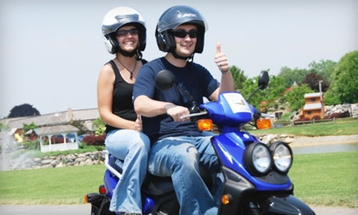 Country Road Cycles - Ronks: $25 for a Two-Hour Scooter Rental ($50 Value) or $30 for a Four-Hour Scooter Rental ($70 Value) from Country Road Cycles.