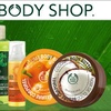 The Body Shop – $10 for Skincare and Bath Products