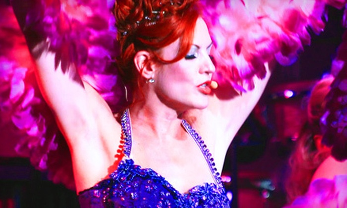 """""""Burlesque to Broadway"""" - Newberry: $22 for Outing to See """"Burlesque to Broadway"""" at Newberry Opera House on February 29 at 8 p.m. (Up to $44 Value)"""