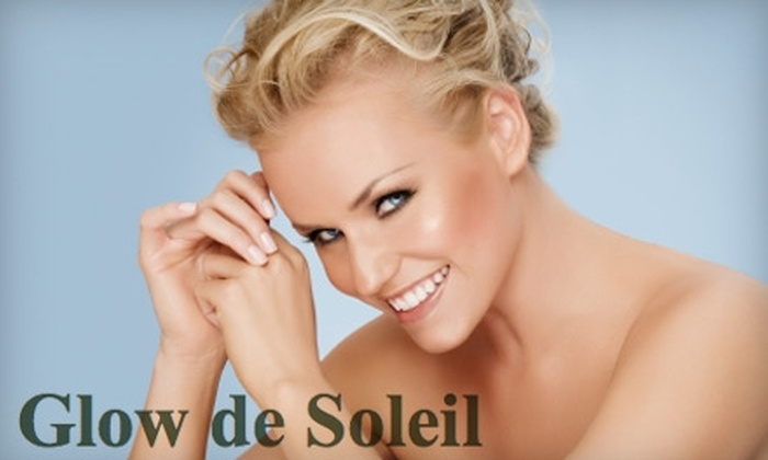 Glow de Soleil - Upper Tantallon: Tanning Package or Express Manicure at Glow de Soleil. Choose Between Two Options.