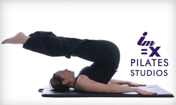 im=X Pilates Studio - Mission: $25 for Five Pilates Classes at IM=X Pilates Studio ($200 Value)