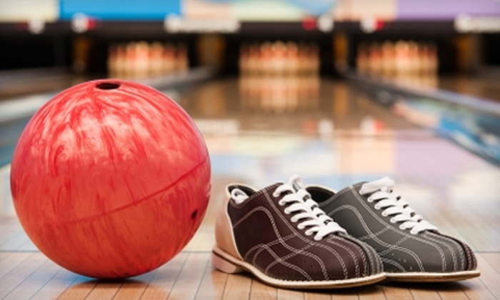 Brigham City Family Fun Center - Brigham City: $29 for a Four-Person Package of Bowling, Pizza, and Drinks at Brigham City Family Fun Center ($57.82 Value)