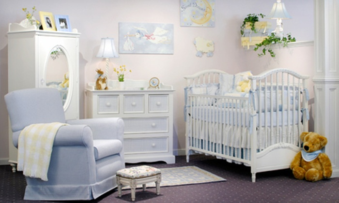 Beautiful Beginnings - Multiple Locations: Baby Clothing and Accessories or Nursery Furniture at Beautiful Beginnings (Up to 56% Off)