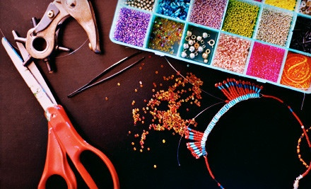 Admission to Any Beginner's Class (a $20 value) - Ancient Beads in Vineland