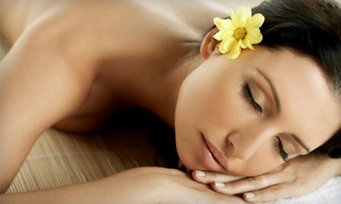 Serenity Salon & Spa - Machesney Park: $15 for a 30-Minute Massage or a 30-Minute Facial at Serenity Salon & Spa ($30 Value)