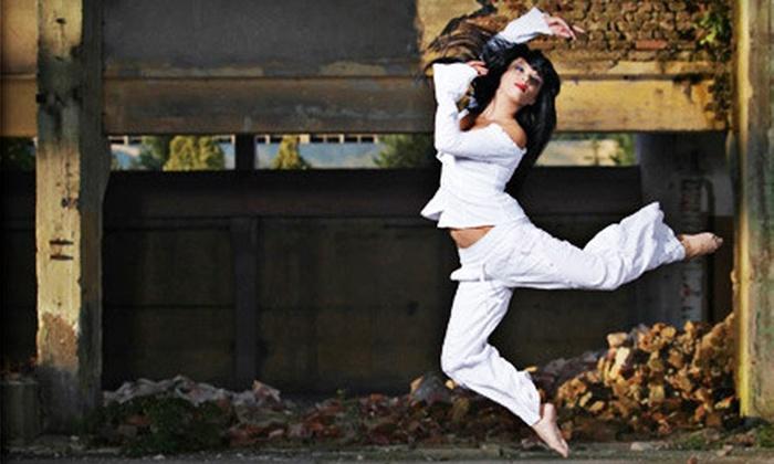 Studio K - Regency Village: 10 or 20 Dance Fitness Classes at Studio K (Up to 69% Off)