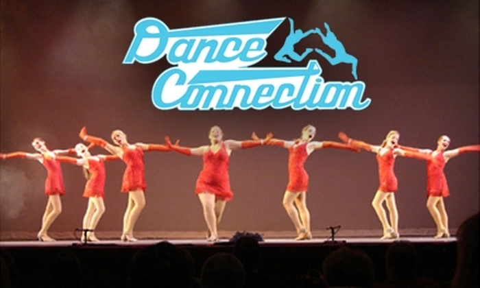 Dance Connection - Franklin: 30 for a 10-Class Punch Card at Dance Connection (Up to $115 Value)