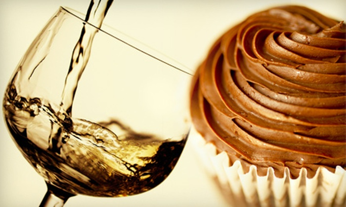 Bellavino Wine Bar - Thousand Oaks: $25 for a Wine Flight with Mini Cupcakes for Two at Bellavino Wine Bar ($54 Value)