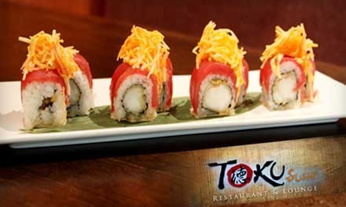 Toku Sushi - Westchase: $15 for $30 Worth of Japanese Fare and Drinks at Toku Sushi