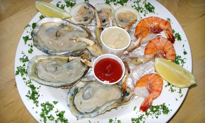 King Crab Tavern and Seafood Grill - Lincoln Park: $15 for $30 Worth of Seafood and Drinks at King Crab Tavern and Seafood Grill