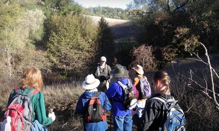 Sierra School of Survival - Diamond Springs: Sierra School of Survival: 2-Day Weekend Women's Backcountry Skills Camp