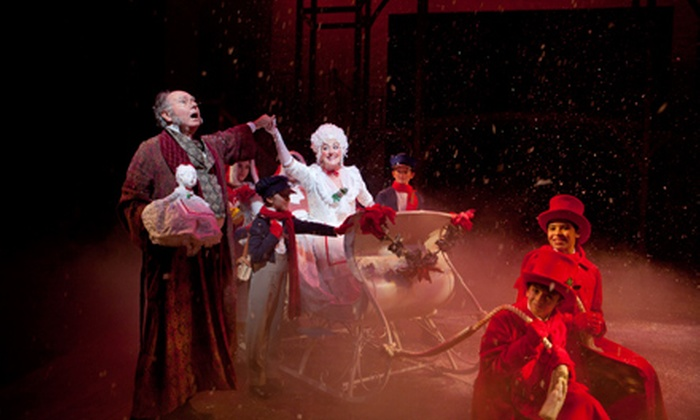 """A Christmas Carol"" - Downtown: $25 for Theater Outing to See Hartford Stage's Performance of ""A Christmas Carol"" on December 26 at 7:30 p.m. ($50 Value)"