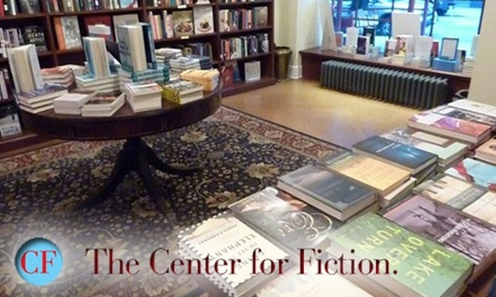 The Center For Fiction
