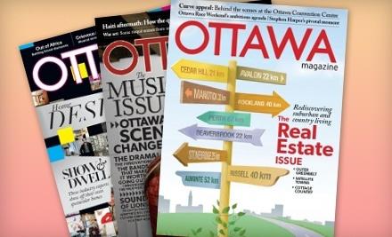 Ottawa Magazine - Ottawa Magazine in