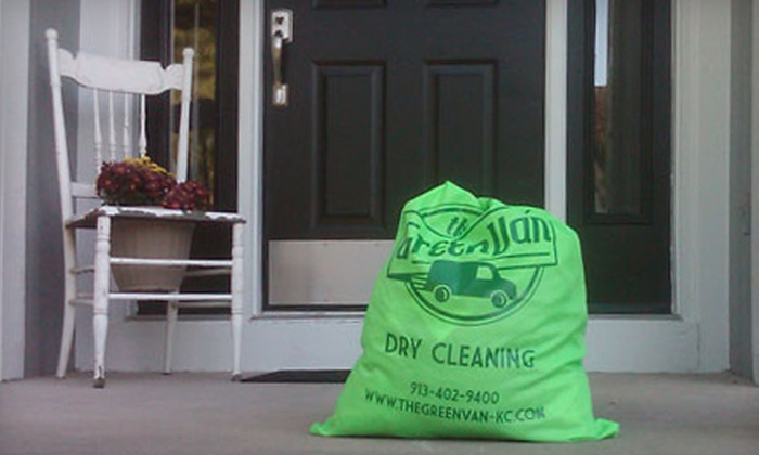 The Green Van Dry Cleaning - Indian Creek Estates: $9 for $20 Worth of Dry Cleaning from The Green Van Dry Cleaning