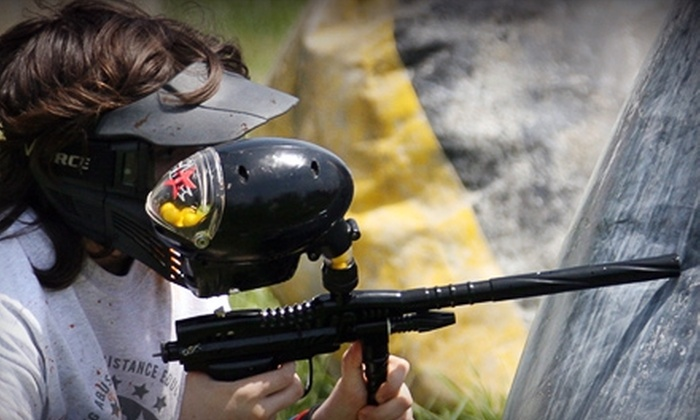 Paintballtickets.com - Puyallup: $30 for Six Tickets to Paintball Sports Park in Puyallup, Including All-Day Admission and Equipment Rental, from Paintballtickets.com ($75 Value)