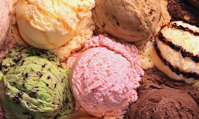 Maggie Moo's Ice Cream and Treatery - Eastside: $5 for $10 Worth of Desserts at Maggie Moo's Ice Cream and Treatery