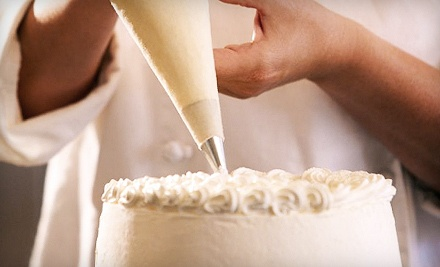1 Cake-Decorating or Other Sugar-Art-Instruction Class (an $85 value) - Sari's Flair! in Roswell