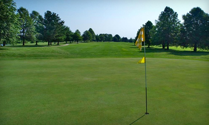The Ridge Golf Course - Waterloo: $28 for Golf Outing for Two at The Ridge Golf Course in Waterloo ($67 Value)