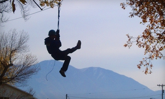 CLAS Ropes Course - Salt Lake City: $89 for Couples Retreat at CLAS Ropes Course in Provo ($199 Value)