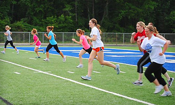 Grant Heston Fitness - Bryant: $50 for One Month of Boot Camp from Grant Heston Fitness in Bryant ($100 Value)