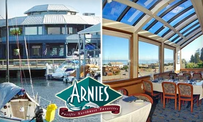 Arnies Restaurant - Multiple Locations: $20 for $45 Worth of Northwestern Fare at Arnies Restaurant