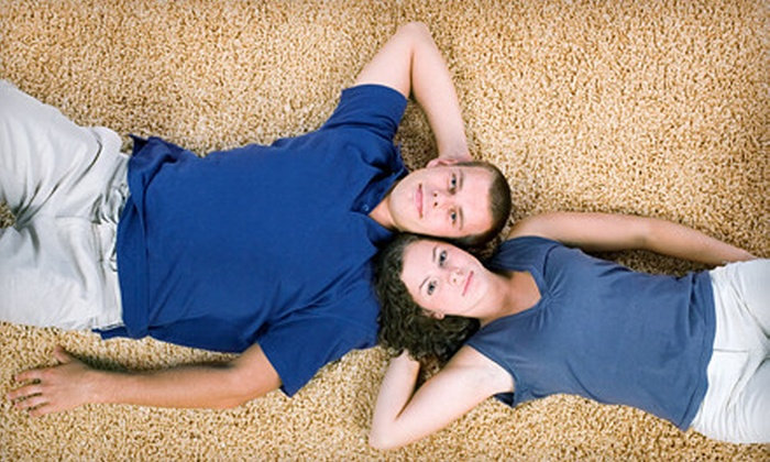 Fresh Carpet Cleaning - Carlsbad: Carpet Cleaning for Three or Six Rooms from Fresh Carpet Cleaning (Up to 53% Off)